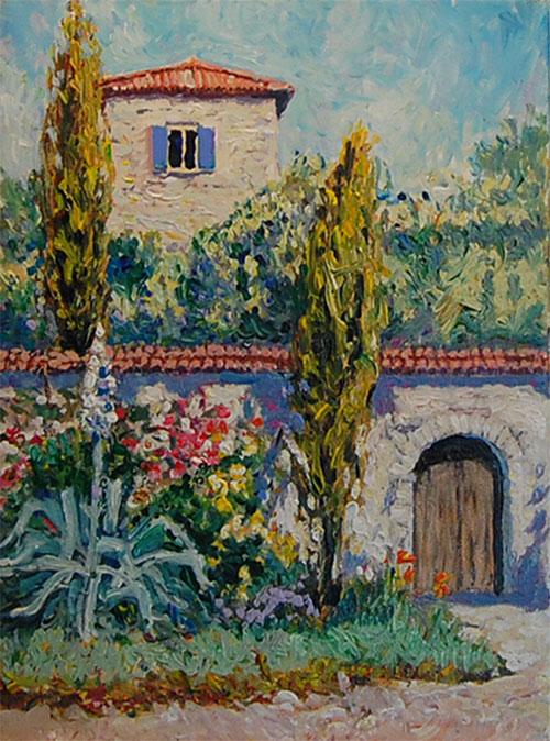 Italian Garden San Remo