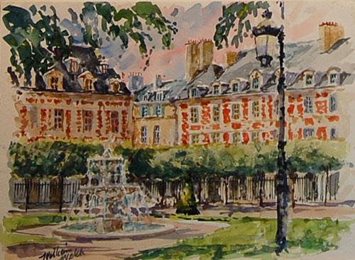 La Place de Vosges
