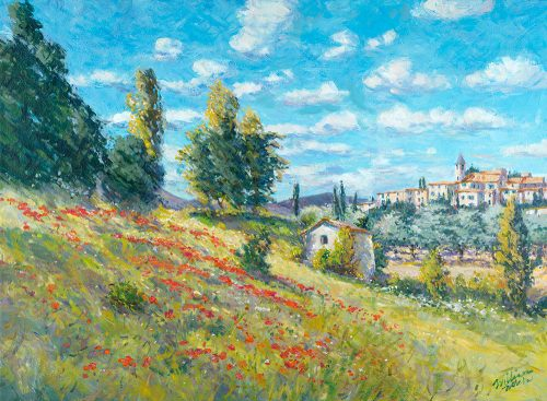 Poppies of Provence