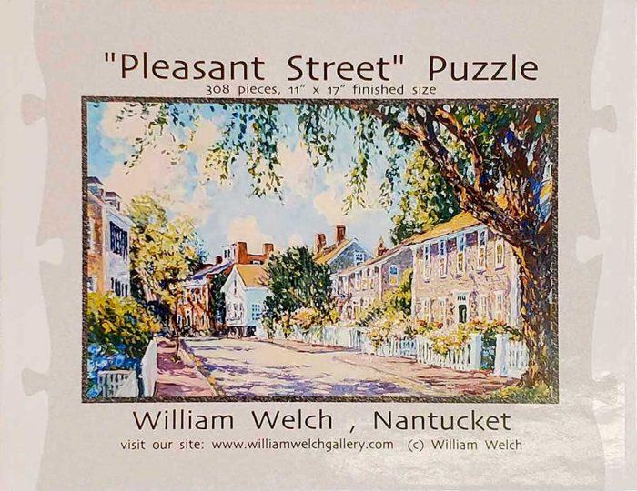 Pleasant Street Puzzle