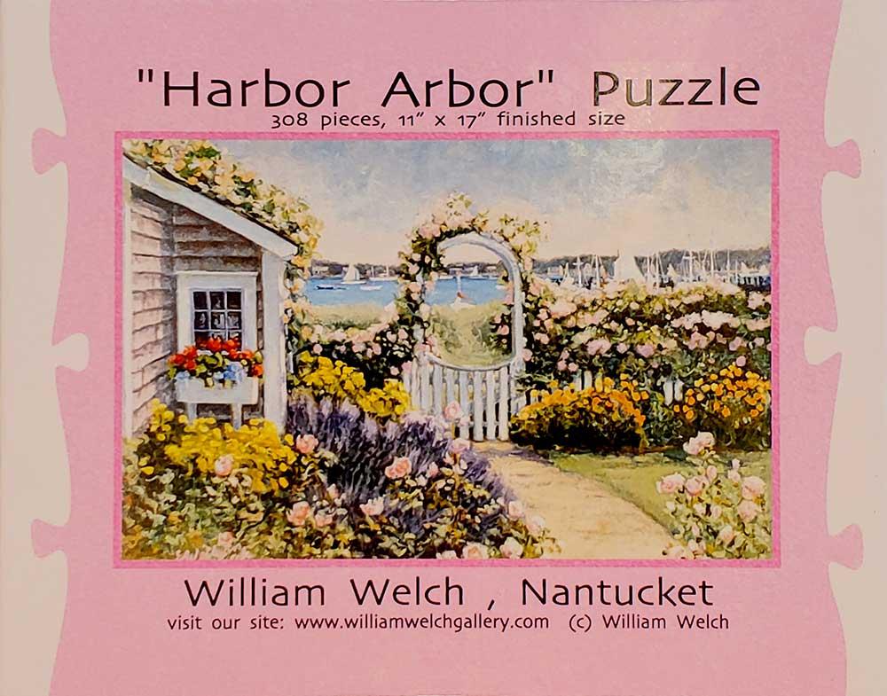 Harbor Arbor Puzzle