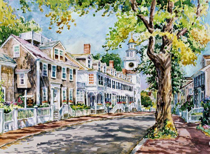 Good Morning Orange Street