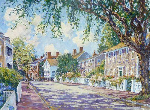 Pleasantly Pleasant Street