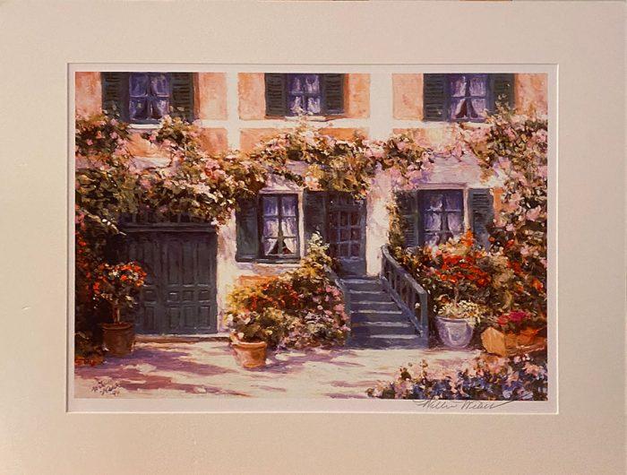Chez Claude Monet (16x20)