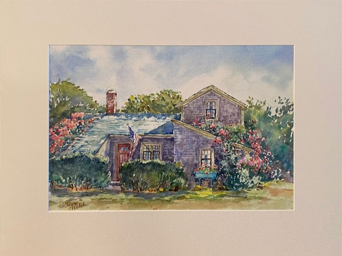 Lilly Street Cottage (16x20)