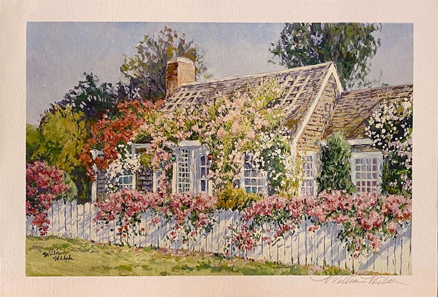 Roses Regaled (13x17)