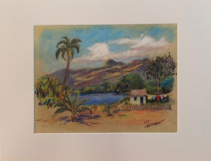 Trinidad Cuba (16x20)
