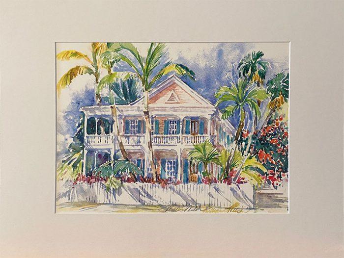 Boarding House Hideaway (16 x 20)